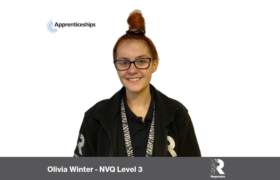 Olivia Winter Apprenticeship
